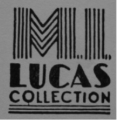 LUCAS, G.A.- Collection, partly at ...